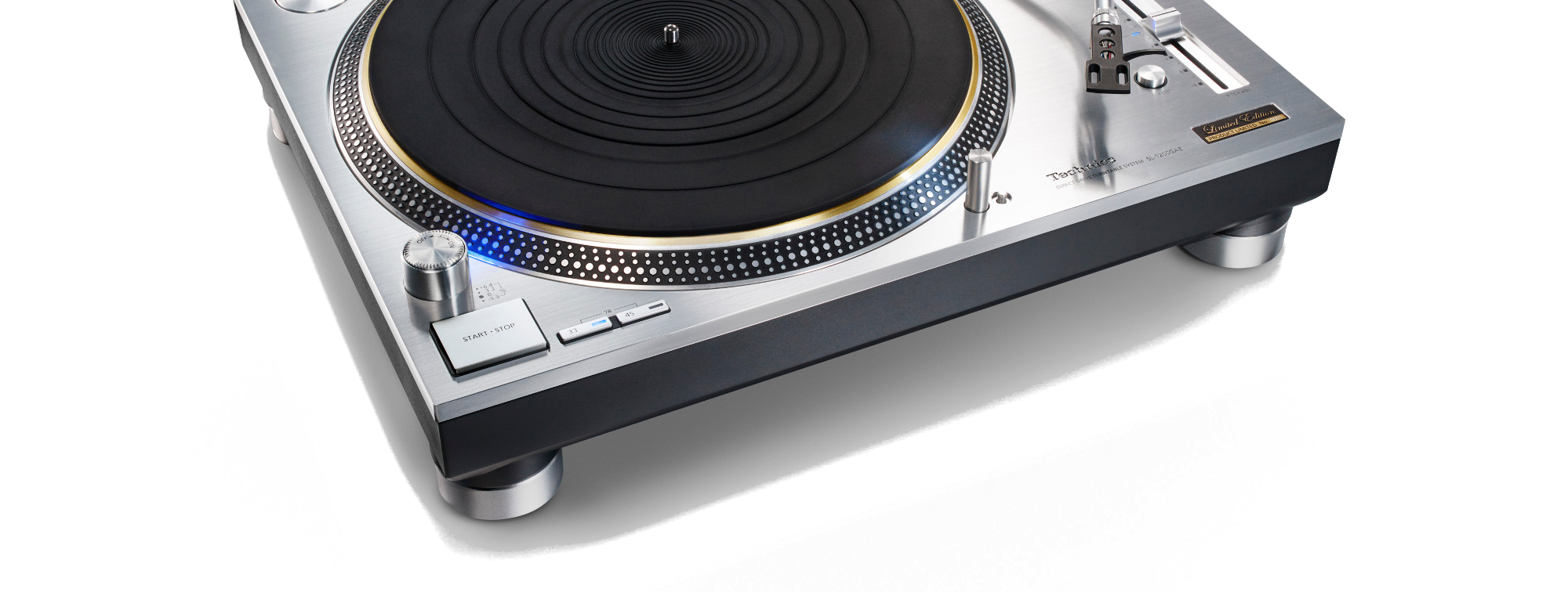 Technics SL-1200GAE Gold edition